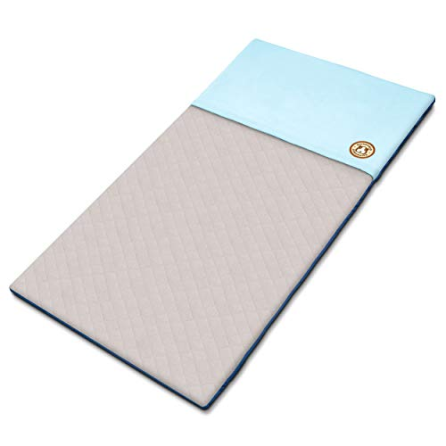 GuineaDad Liner - Midwest Size, Blue | Guinea Pig Fleece Cage Liners | Guinea Pig Bedding |...