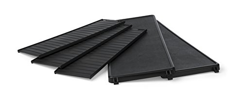 Prevue Pet Products Replacement Platform Shelves & Ramps, Black