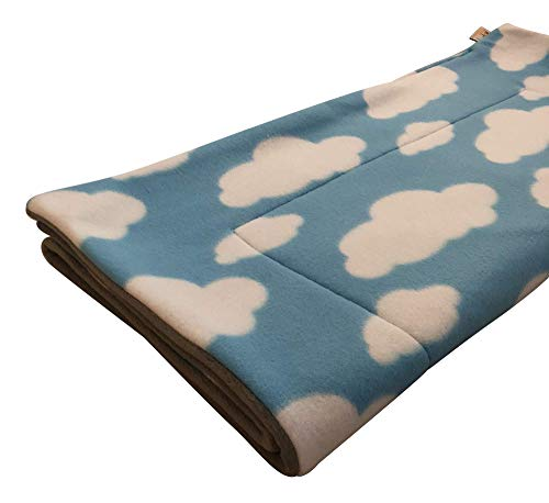 Small Pets and Company Guinea Pig Fleece Cage Liner |Fleece Guinea Pig Bedding |Midwest, C&C,...