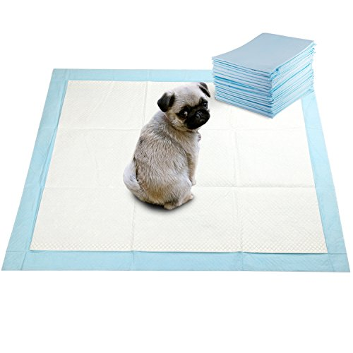Go Buddy Super Absorbent Pet Training Puppy Pads 120 Count