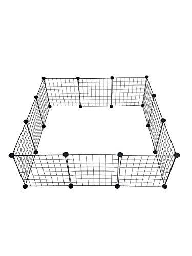 Midlee Guinea Pig Cage Panels- Set of 12
