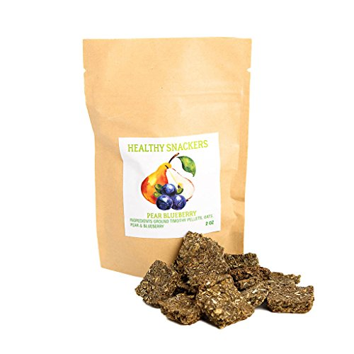 Small Pet Select - Healthy Snackers - Pear/Blueberry