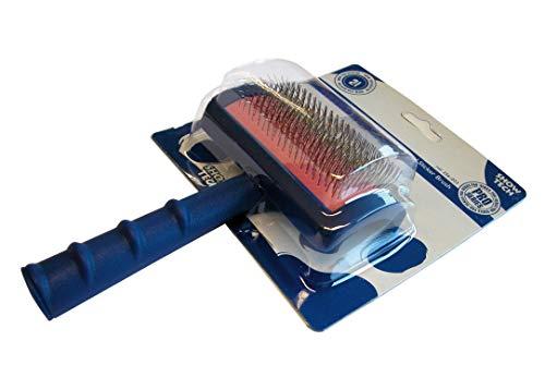 Show Tech Transgroom Tuffer Than Tangles Slicker with Regular Pins