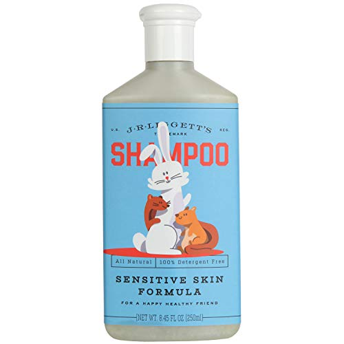 J·R·LIGGETT'S Small Animal Liquid Shampoo Great for Sensitive Skin, Relieves Dry, Itchy Skin,...