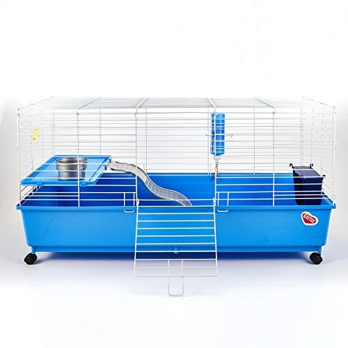Kaytee Deluxe 42 X 18 2 Level Rabbit Cage