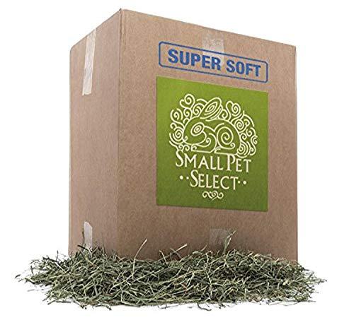 Small Pet Select 3rd Cutting 'Super Soft' Timothy Hay Pet Food, 50 Lb.