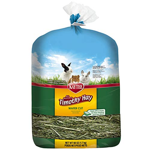 Kaytee Wafer Cut Hay 60 Ounces