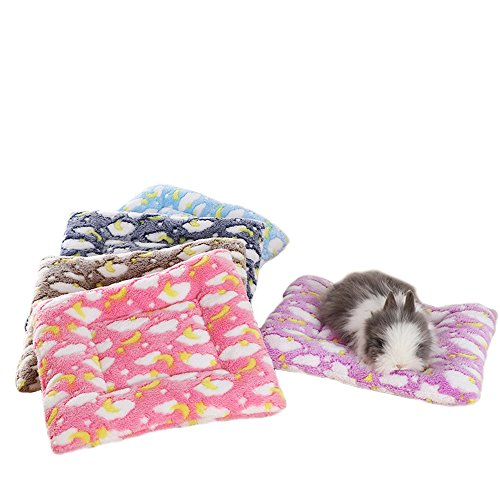 FLAdorepet Small Animal Guinea Pig Hamster Bed House Winter Warm Squirrel Hedgehog Rabbit Chinchilla...